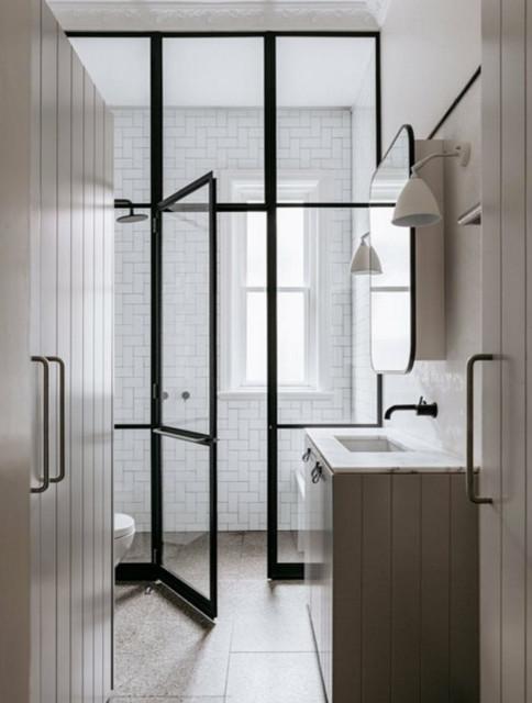 Willoughby Contemporary Bathroom Sydney By CANDANA