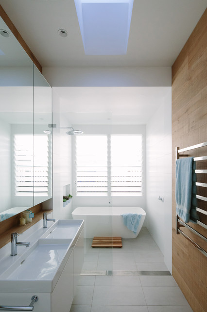 Willoughby Residence Contemporary Bathroom Sydney
