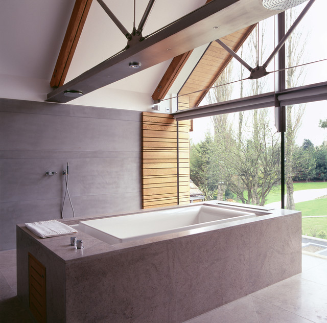 Willow House - Cheshire contemporary-bathroom
