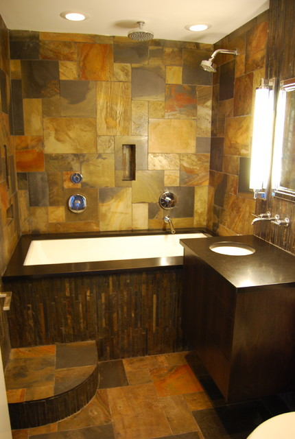 Willow remodel Contemporary Bathroom louisville by