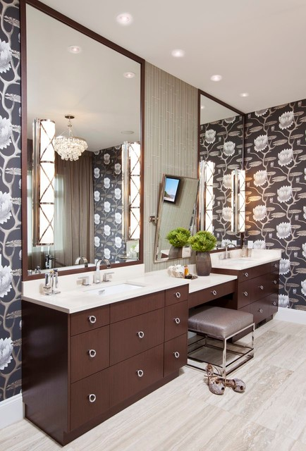 Willows Master Suite contemporary-bathroom