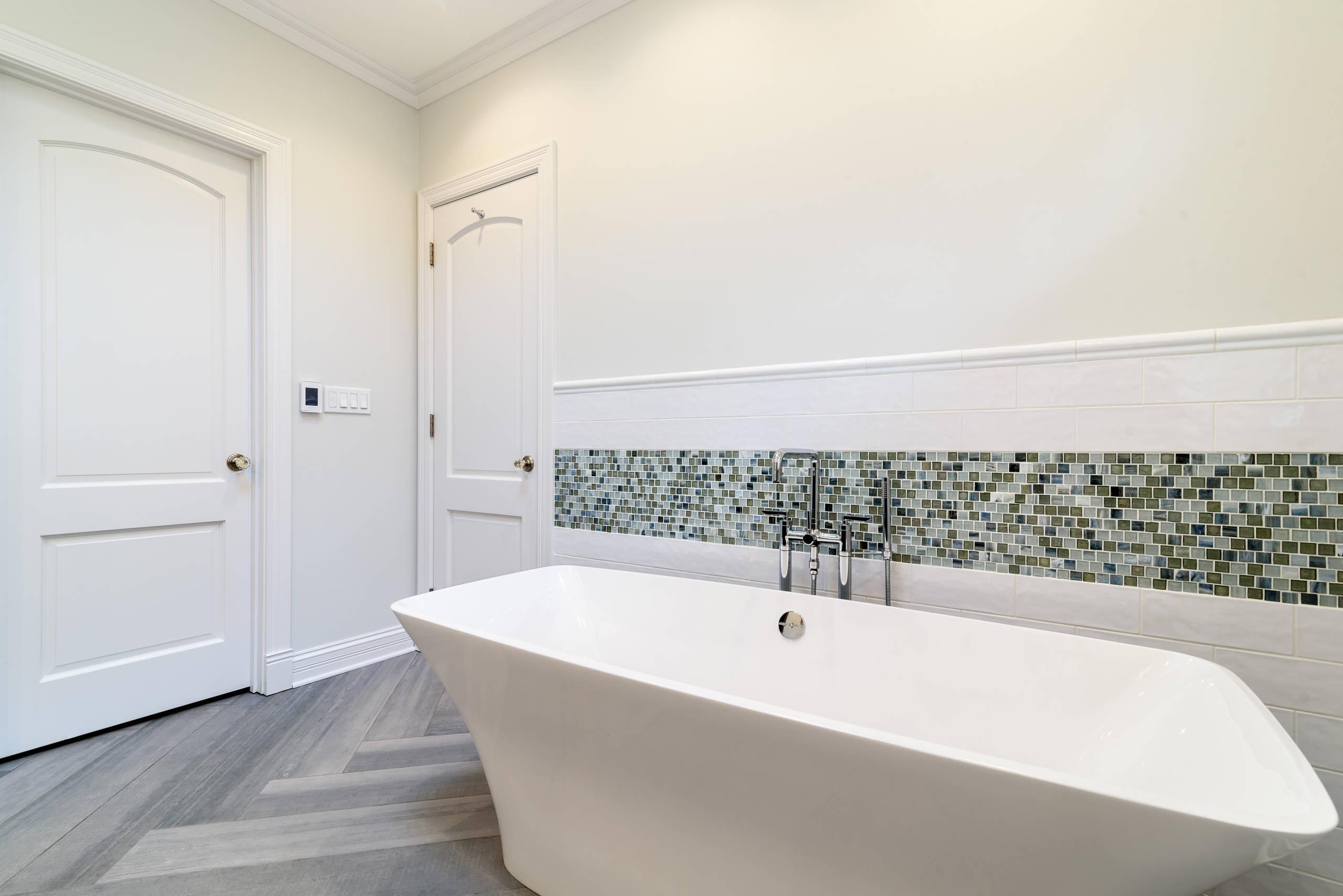 Wilmette Master Bath