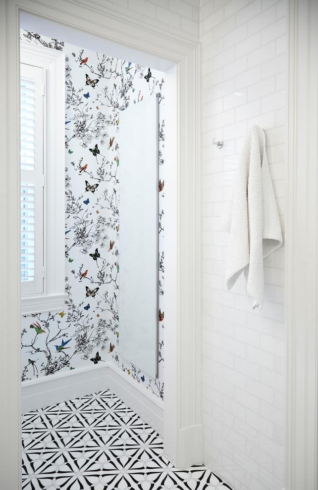 Wilmington, Delaware - Transitional - Bathroom ...