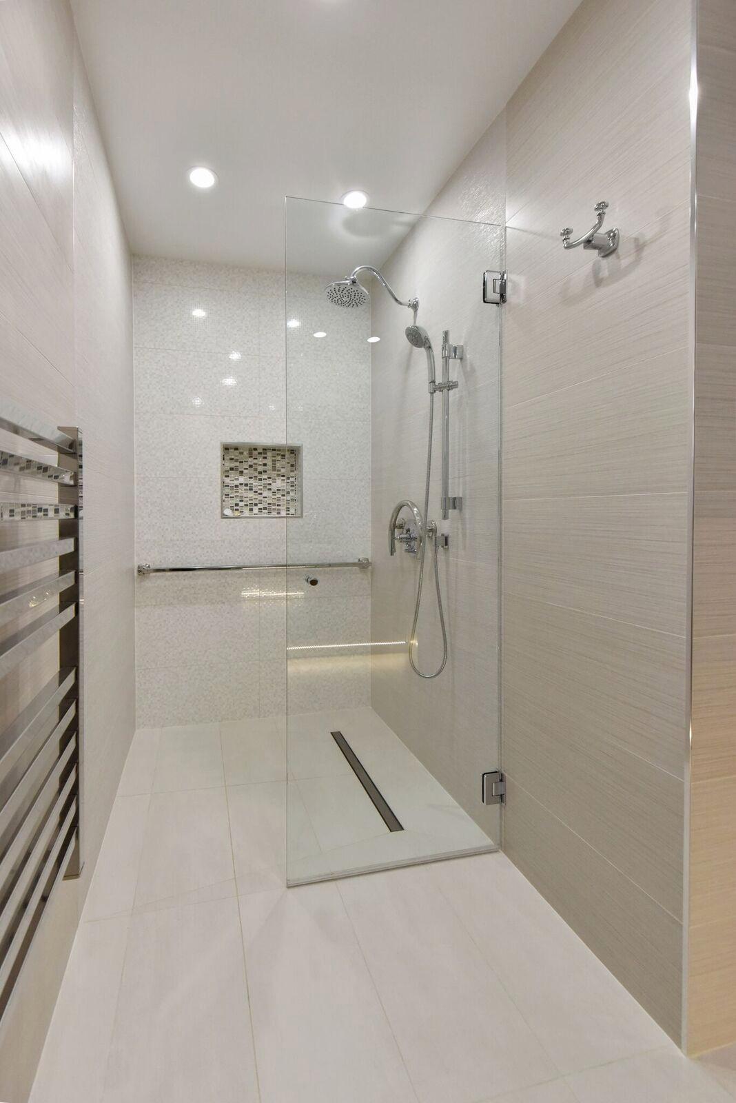 Wilson Aging in Place/Universal Design Bathroom