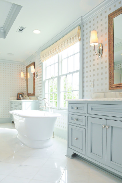 Wilson bath remodel traditional bathroom other metro for Bathroom remodel questions