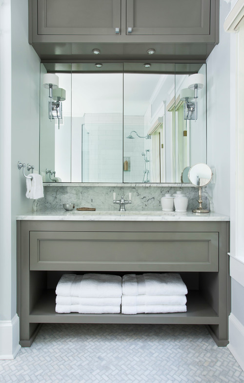 The Right Height for Your Bathroom Sinks  Mirrors and More. The Right Height for Your Bathroom Sinks  Mirrors and More   AOL