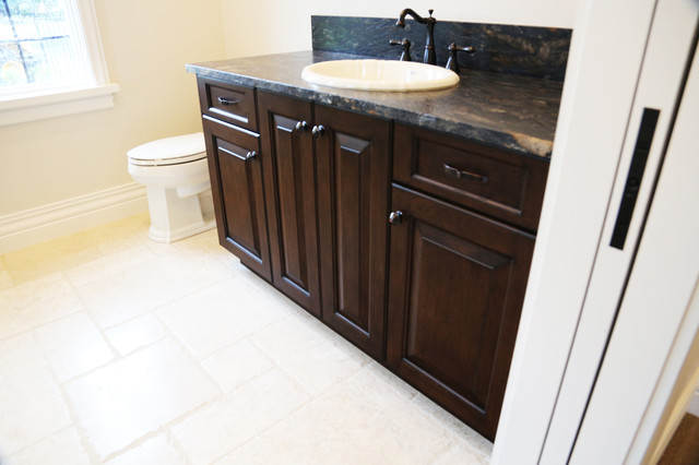WINDERMERE, FL, MULTI-ROOM RESIDENCE PROJECT - Traditional - Bathroom - Orlando - by National ...