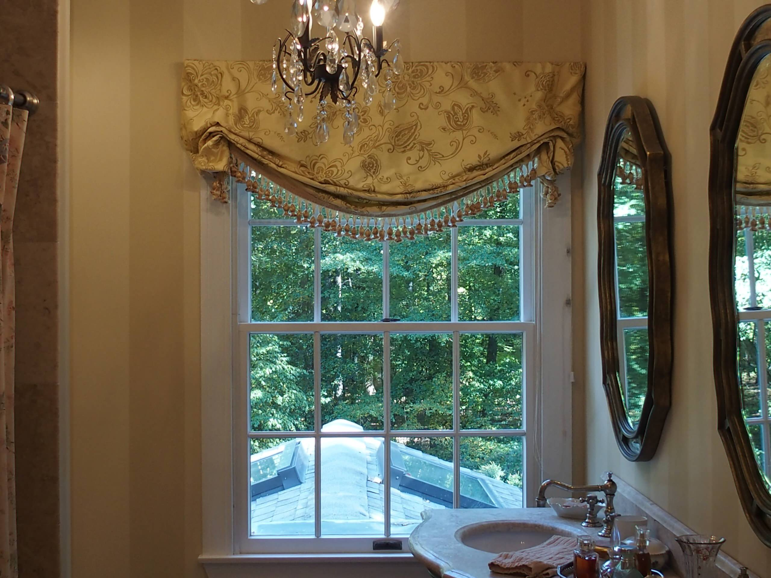 Window Treatments for Bathroom WIndows