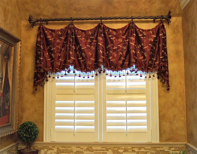 Window Treatments Top Treatments