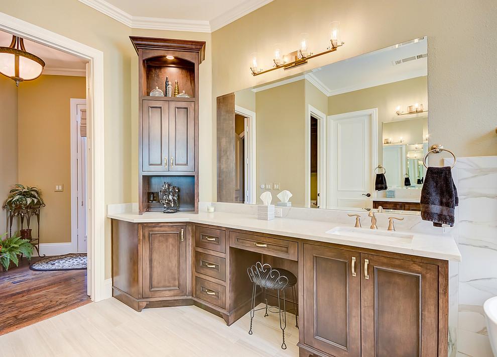 Windsor Bathroom Remodel - Transitional - Bathroom ...