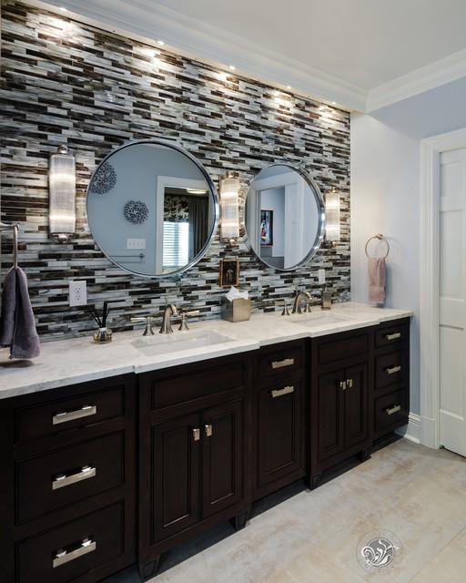 Windsor farms richmond va eclectic bathroom for Bathroom interior design richmond va