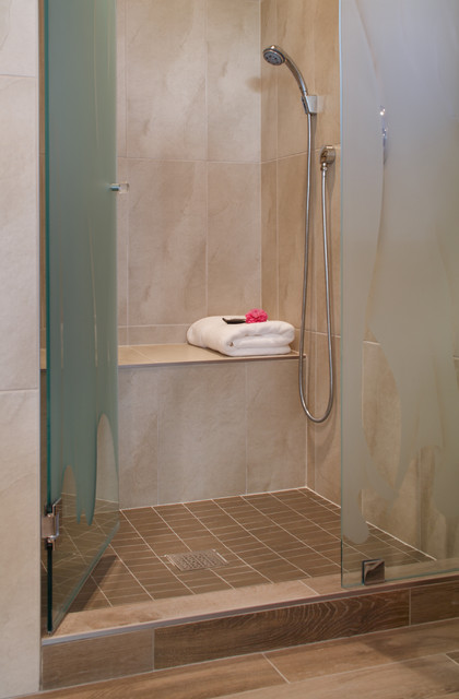 Windsor Terrace Bathroom Shower Bench By Kimball Starr Interior Design Con