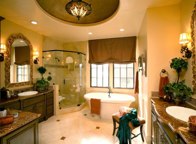 Early California Elegance traditional-bathroom