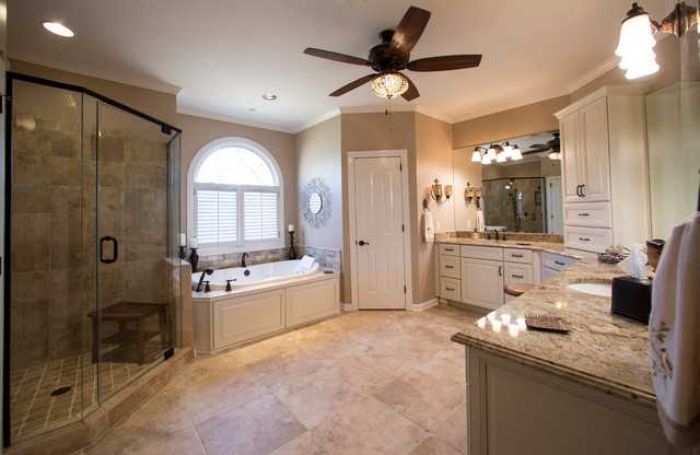 Wingfield Bath Traditional Bathroom Birmingham By Case Design Remodeling Birmingham