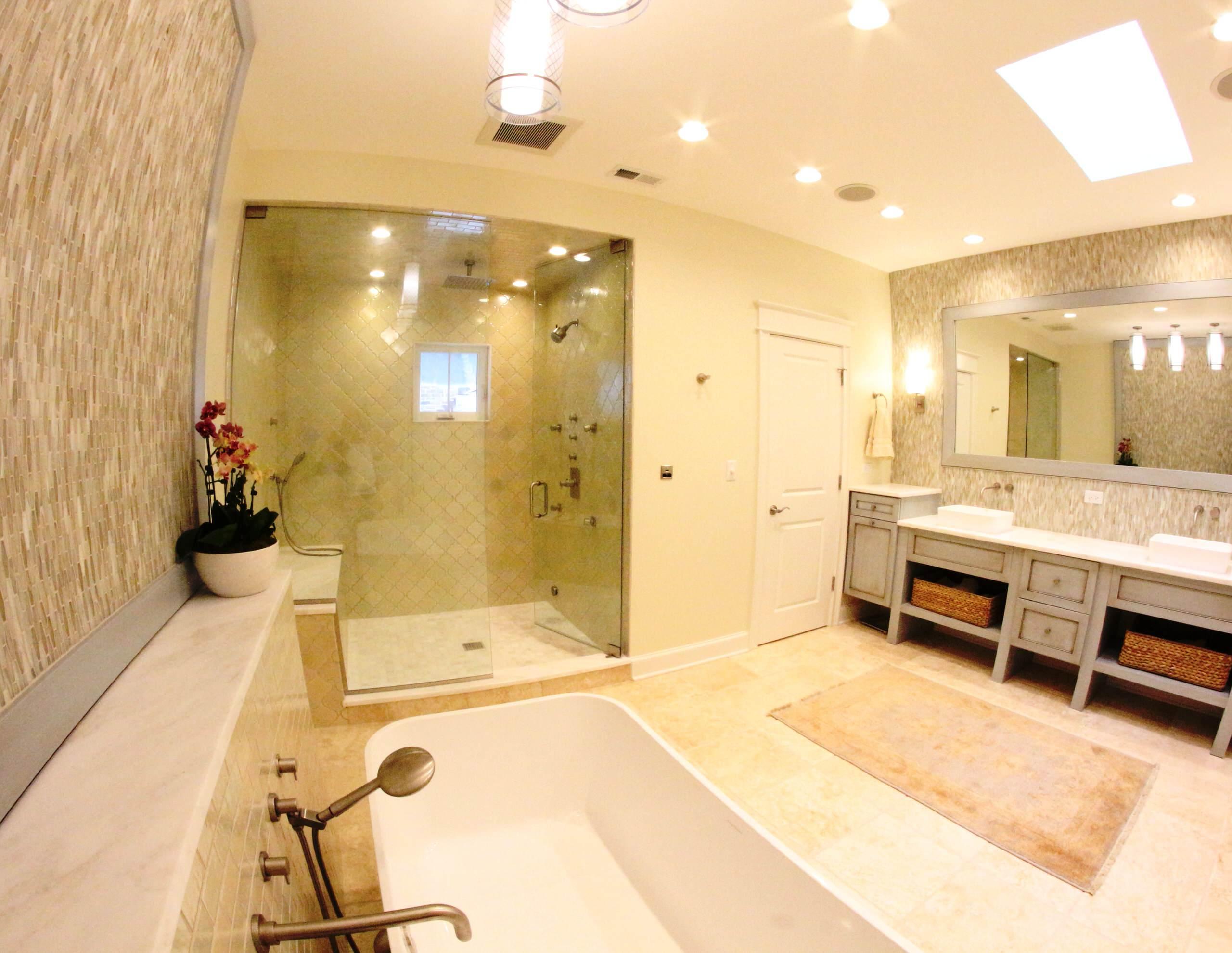 Winnetka Master Bath