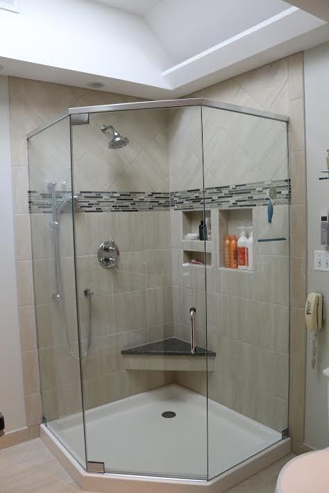 Winnetka Residence Master Bath