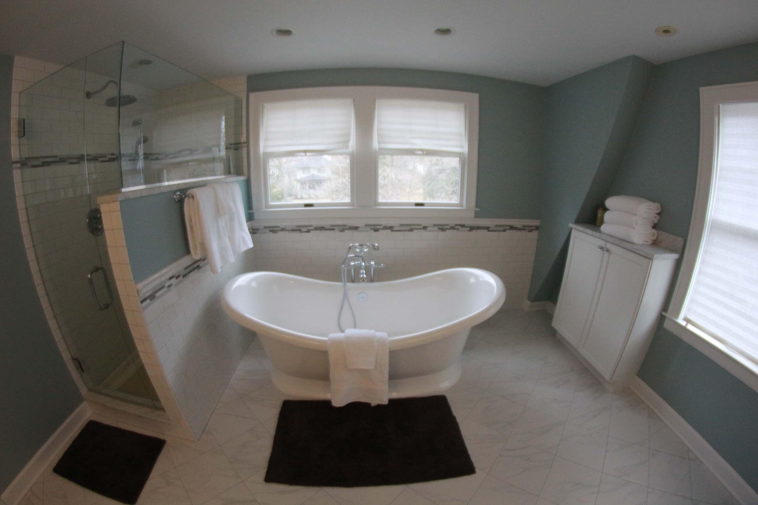 Winnteka Residence Master Bath