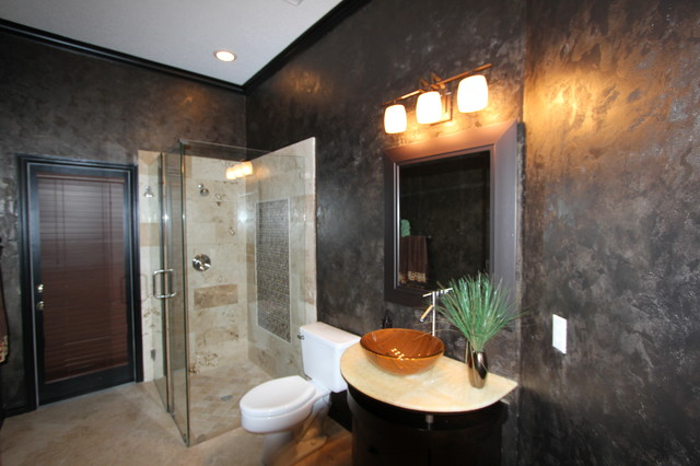 Winter Springs Bathroom modern bathroom