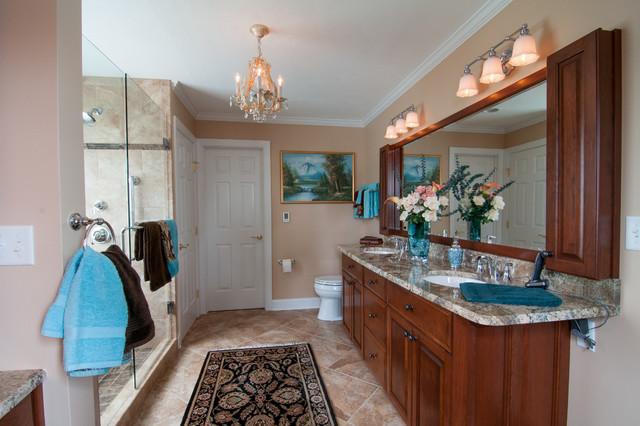 Wisler Plumbing Lofurno Bathroom Traditional Bathroom Other By Prosource Of Roanoke