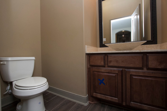 WO-13619 Oak Lake Bend traditional-bathroom
