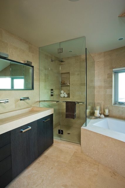 Wohlner contemporary-bathroom