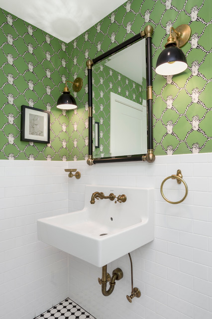 Wolf Residence Traditional Bathroom Denver By