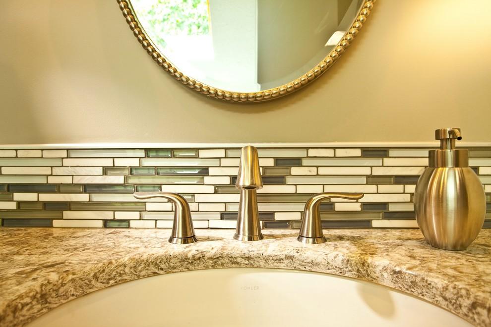 Woodacre North Master Bath Remodel - Traditional ...