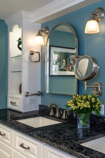 Kitchen cabinets woodbridge nj - Woodbridge Traditional Master Bathroom Traditional