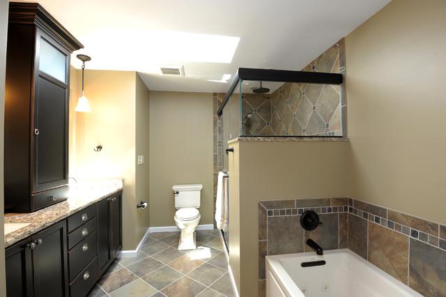 Woodfield Bathroom Bathroom St Louis By Riggs Construction Design