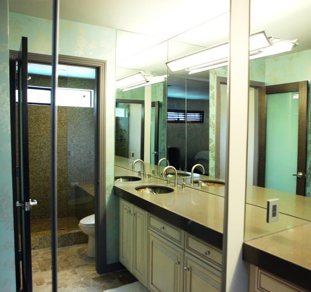 Woodland Hills California Residential Bathroom Remodel