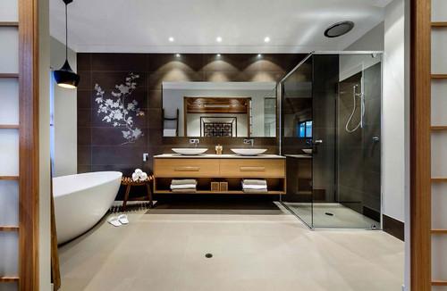 Wonderful Ideas for creating a contemporary bathroom