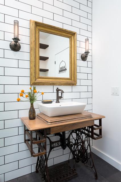 Woodland Hills - Industrial - Bathroom - Los Angeles - by Hsu McCullough