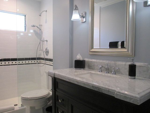 Woodland Hills Traditional Bathroom Los Angeles By Mr Interior Design