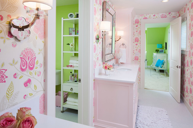 Best Bathroom Decor girls bathrooms : Girls bathroom