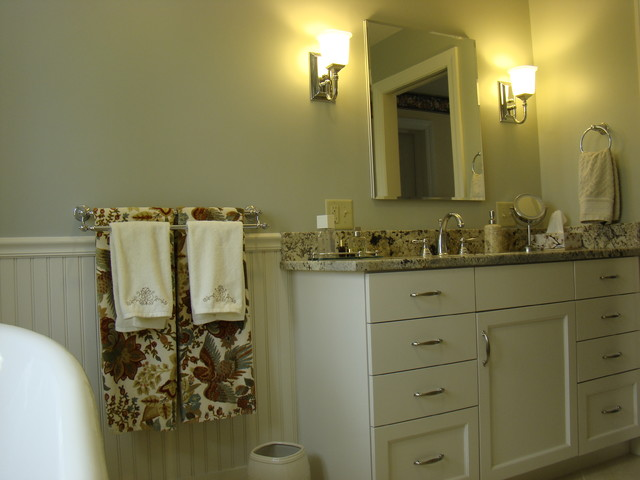 Woodlands Master Bath Traditional Bathroom Portland Maine By Robin Amorello Ckd Caps
