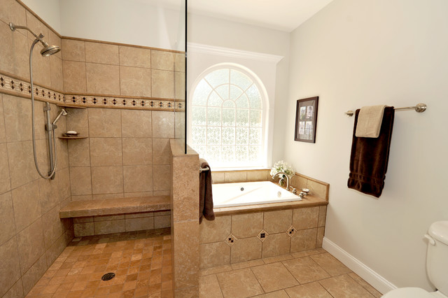 Woodlane master bath traditional bathroom birmingham for Bathroom design birmingham