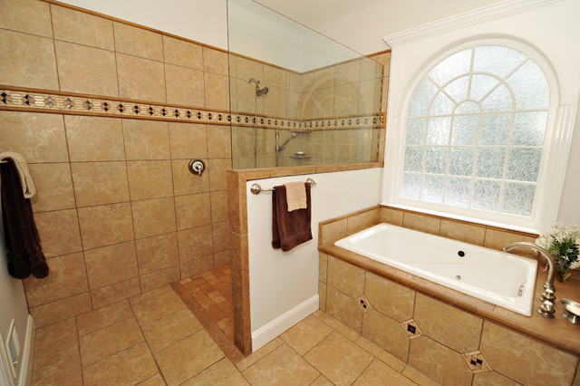 Woodlane Master Bath Traditional Bathroom Birmingham By Case Design Remodeling Birmingham