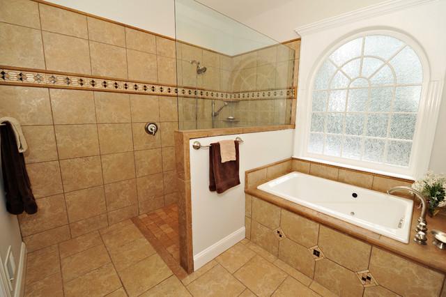 Woodlane Master Bath Traditional Bathroom birmingham