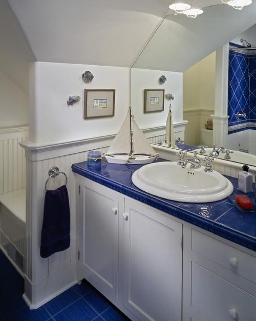 traditional bathroom woodlawn residence