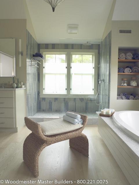 Woodmeister Master Builders - Bathroom contemporary-bathroom