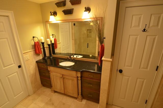 Woodstock Ga Bath Remodel Traditional Bathroom Atlanta