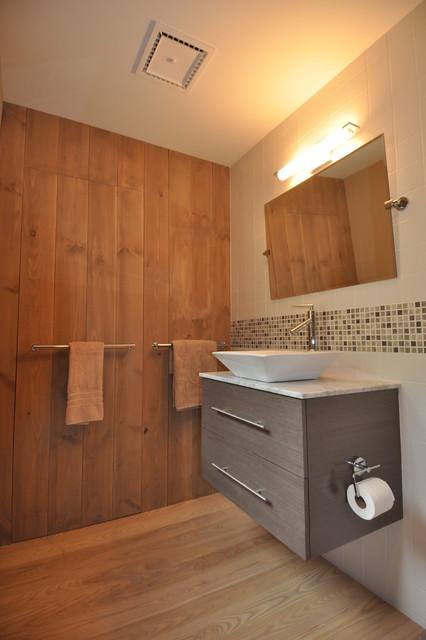 Woodstock Ny Modern Bathroom Other By Nicholson Blunt Llc