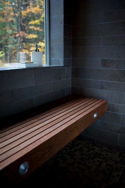 Woodstock Residence contemporary-bathroom