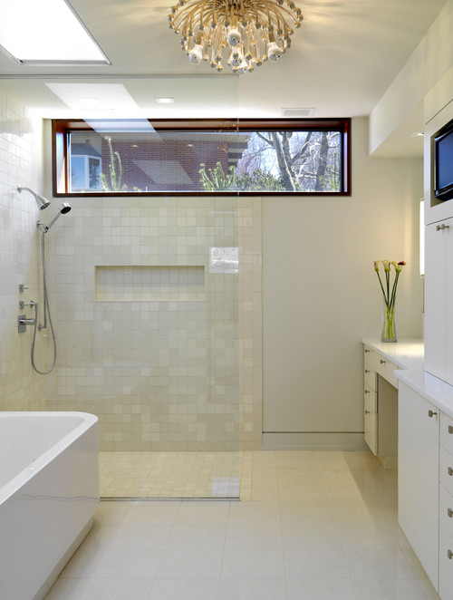 What Window Products Can Be Within A Shower