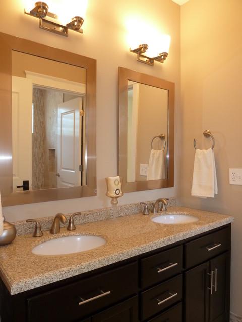 Bathroom - bathroom idea in Denver