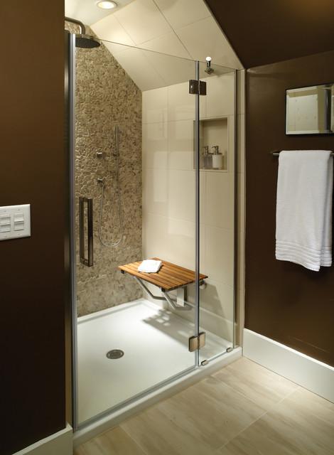 Woodward Mill House Contemporary Bathroom Atlanta