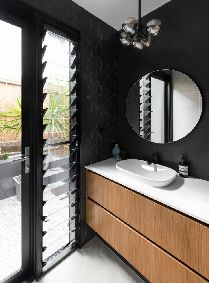Woolton - Contemporary - Bathroom - Brisbane - by Big ...