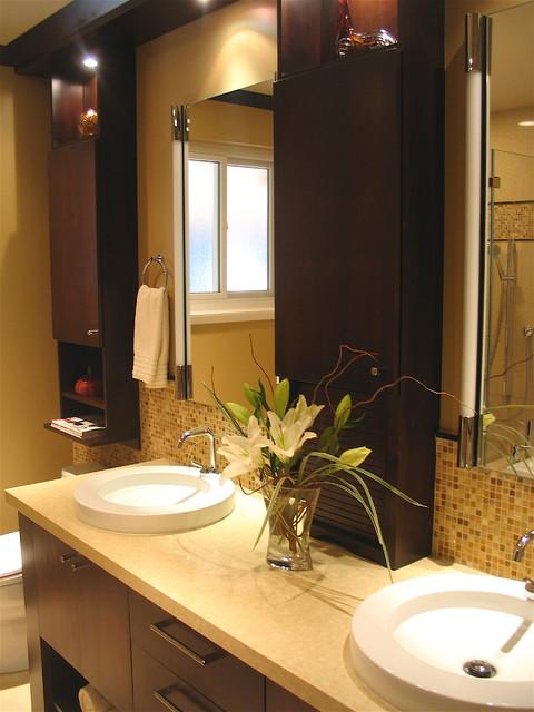 Wooster Bath - Contemporary - Bathroom - san francisco - by Gaia Kitchen & Bath