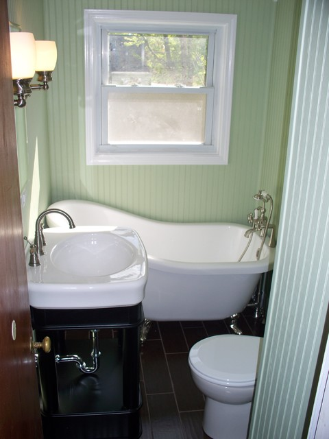 Work we have done traditional-bathroom