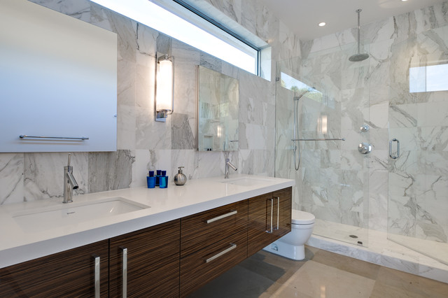 WOW Award Winner Fort Lauderdale Contemporary Bathroom Other By Squ